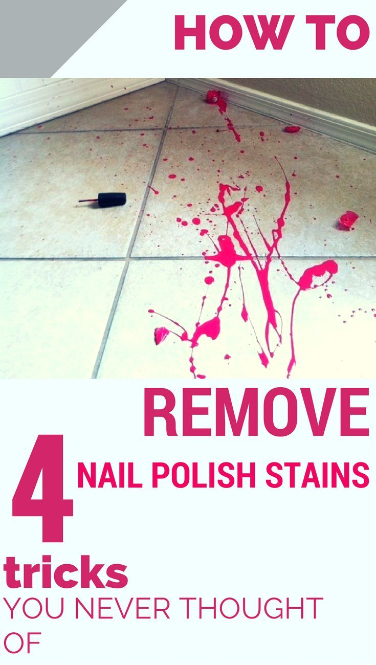 Usually, stains – from the easiest to the most difficult – are cleaned using detergent, warm water or various natural products such as baking soda or lemon juice. But what do you do about nail polish stains on the clothes, carpet and various items of furniture in the house? Nail polish stains on wooden objects … ==