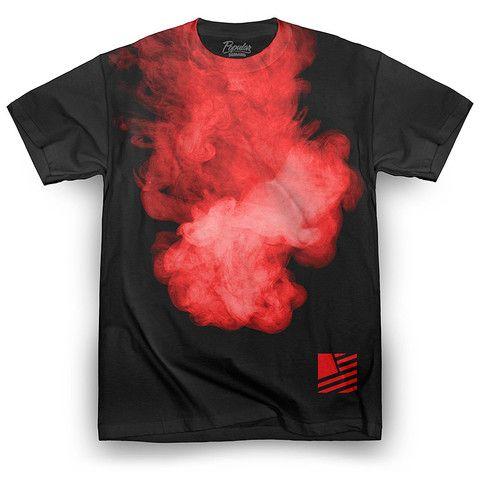 Smoke / Red - Popular Demand