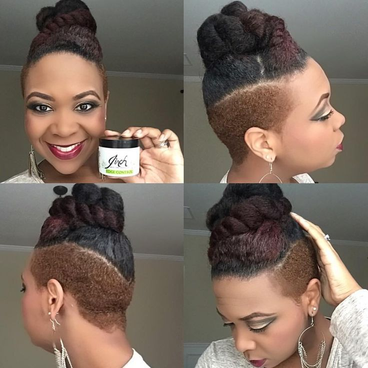 "The Cut Life on Instagram: ""Loving this up do using @jirehedgecontrol to smooth the edges  