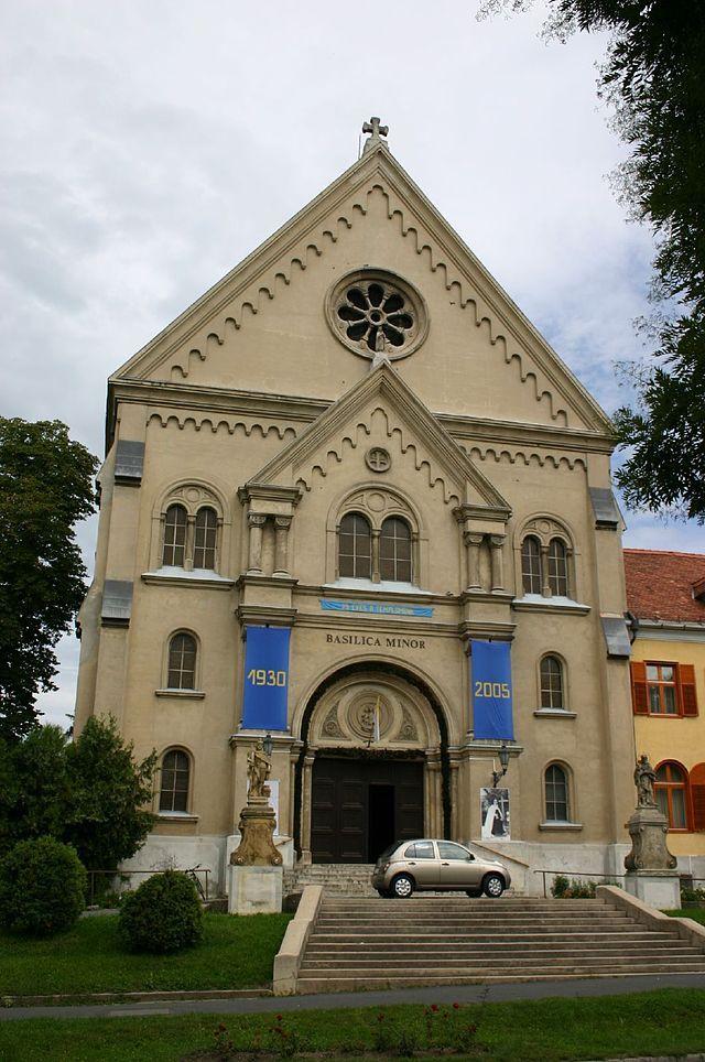 KESZTHELY.Karmelita templom