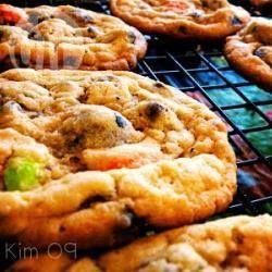 Delicious M&M® cookies @ allrecipes.co.uk