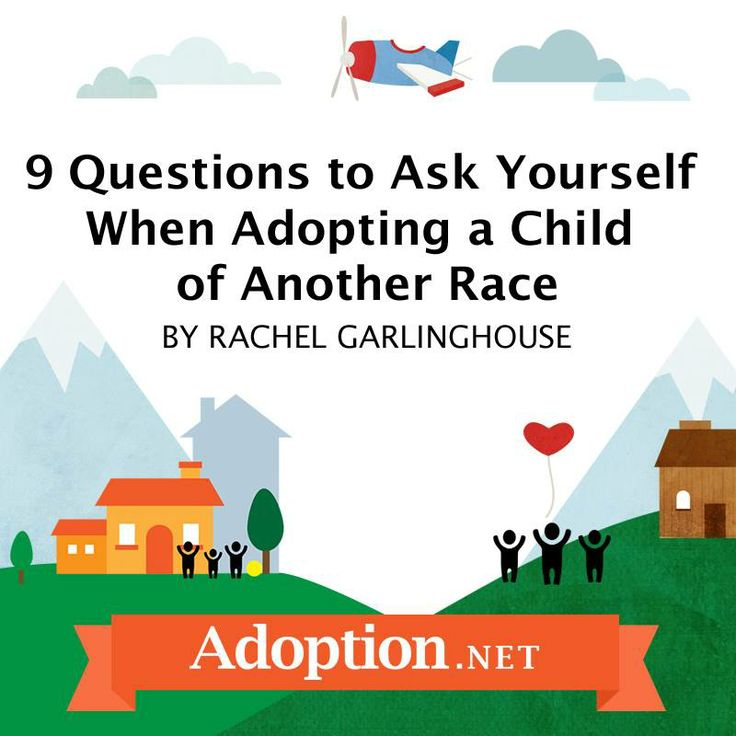the questions of adopted children Adoption-and-foster-care~the american academy of pediatrics (aap) answers questions prospective parents may have when thinking about adopting a child.