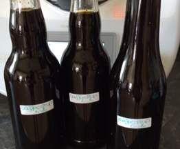 Rezept Kaffeesirup von Petra3 - Rezept der Kategorie Saucen/Dips/Brotaufstriche