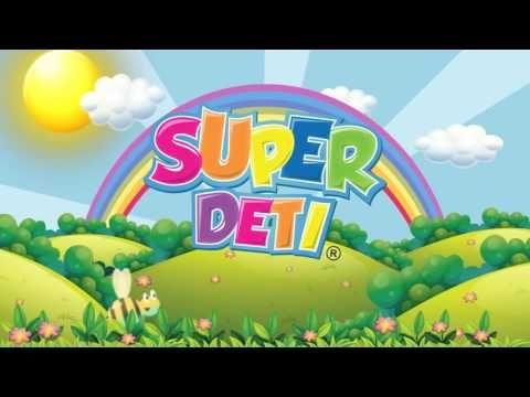 Superdeti - Ako sa voláš (SUPERDETI) - YouTube
