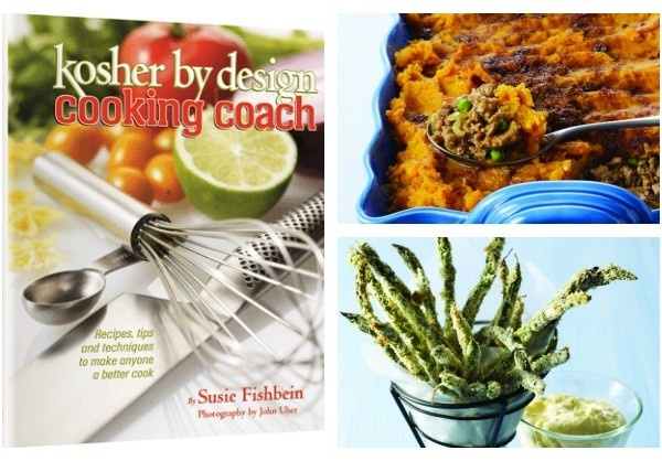 Kosher by Design Cooking Coach by Susie Fishbein on Joy of Kosher