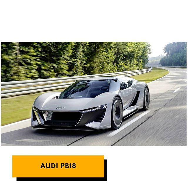 Audi sport scheint die Idee eines leistungsstarken Elektrokabels nicht aufzugeben …