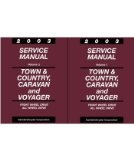 Bargain 2003 Town & Country Caravan Voyager Service Manual Book - http://paikad.com/bargain-2003-town-country-caravan-voyager-service-manual-book