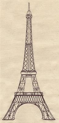 eiffel tower model template - 37 best images about paper craft eiffel tower on pinterest