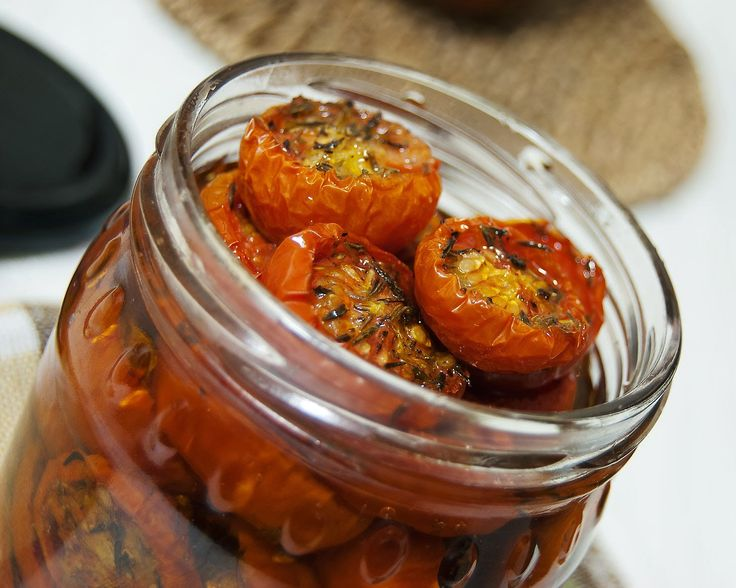 Tomates Cherry en conserva
