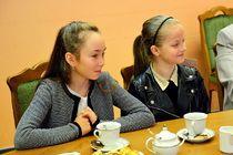 Młode tenisistki wyróżnione
