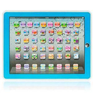 Y-pad Ypad English Computer Table Learning Education Machine Tablet Toy Gift for Kids Boys by Ypad Blue. $9.95. A-Z Alphabet Keys - 26 Letters word. Word Mode - 6 Special Words. 1-10 Numeric Keys - 10 number keys piano sand. 50 Keys Y-Pad English Learner. Learn English Word Spelling & Pronunciation. Helps Improve English Pronunciation. In Which A Question Can Be Asked. Fun to learn and easy to retain! With the new Y-Pad your kid can learn English alphabets easily, improve English...