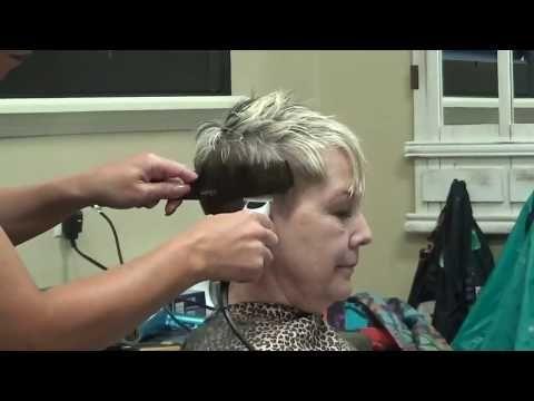 Pixie Haircut Older Women Short Hairstyles Youtube Hair