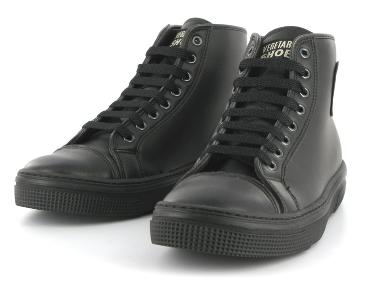 Alpha Boot (Black)