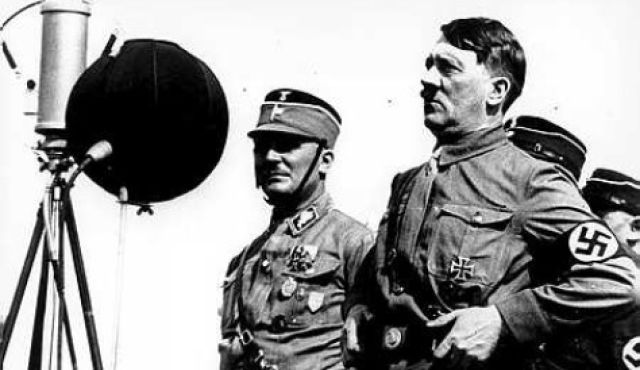 DNA tests reveal Hitler's Jewish and African roots --  Bwahahahahaa...  The Fuhrer 'would not have been happy' to learn he was more Berber tribesman than Aryan superman.
