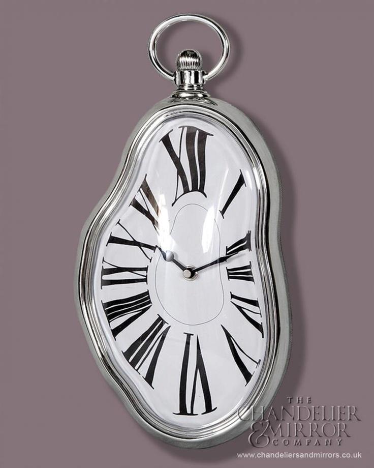 Dali Wall Clock, £25
