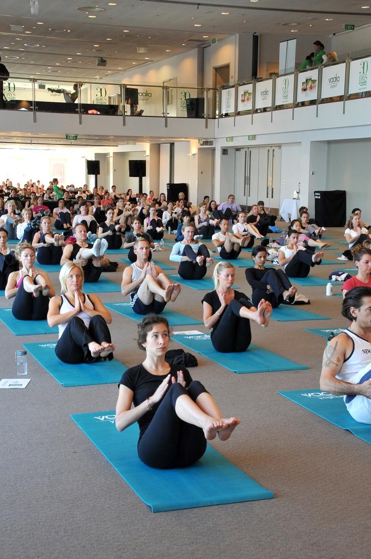 Yoga | Leah Wood x