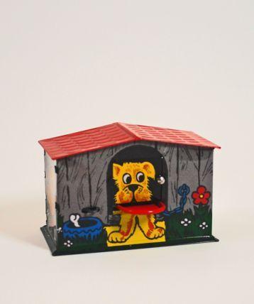 Retro Dog MoneyBox, such fun!