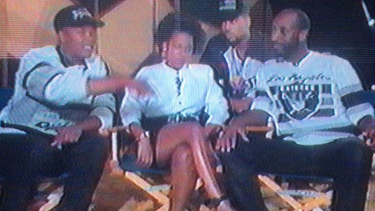 *RARE* Michel'le Interview ft. Dr. Dre, The D.O.C, L.A Dre, and Dionne W...