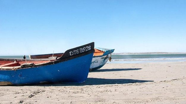 7 Secret Beaches along the West Coast : Looking for a break from busy Cape Town? Here you go…