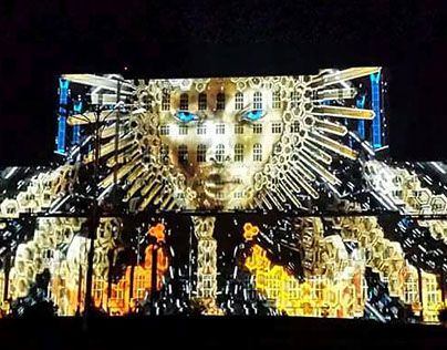 "Check out new work on my @Behance portfolio: ""videomapping"" http://be.net/gallery/46361687/videomapping"