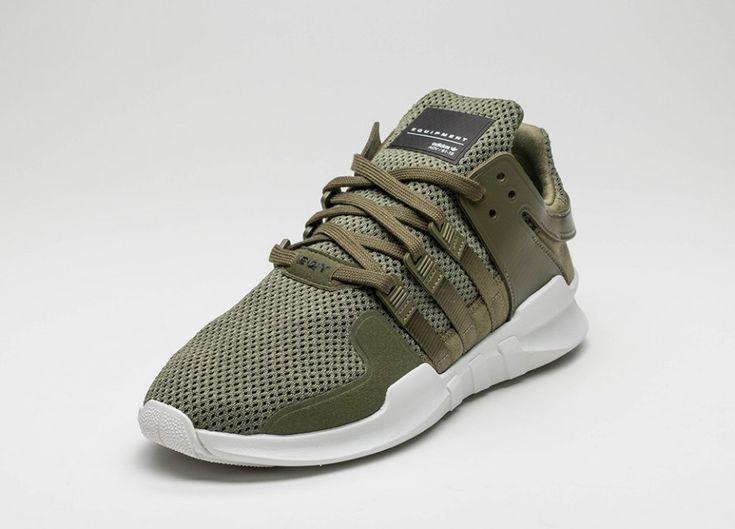 adidas EQT Support ADV Olive Cargo - Sneaker Bar Detroit