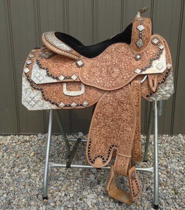 Harris Saddle | Low & Slow (: | Pinterest | Saddles, Horse ...
