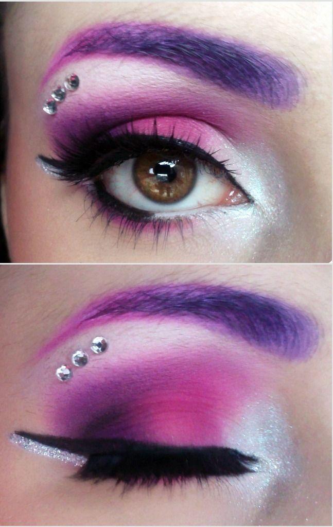 Sugarpill and Illamasqua makeup by ScarletHallow.