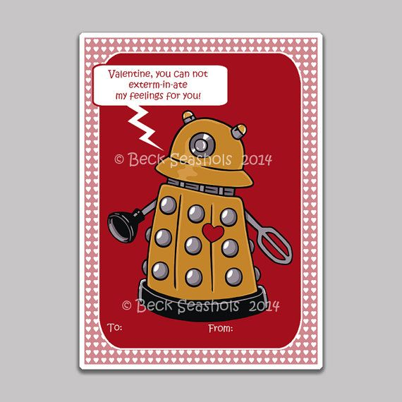 doctor who valentine card tumblr