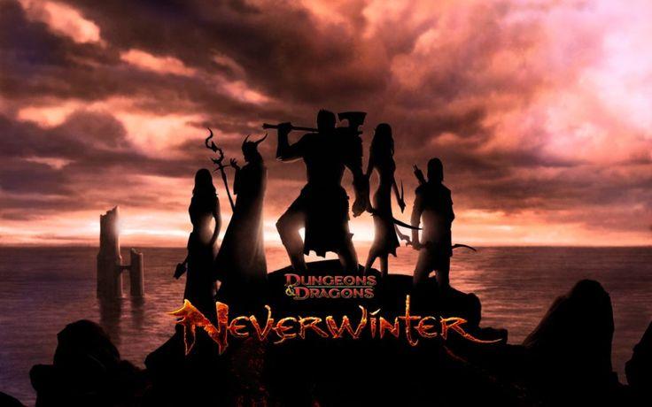 Neverwinter jako jedna z najfajniejszych gier MMO w sieci. // Neverwinter as a one of the best MMO games