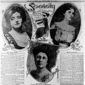 8 Things You Can Find Out About Your Ancestors in the Local Newspaper's Society Pages