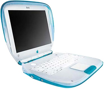 Blueberry iBook