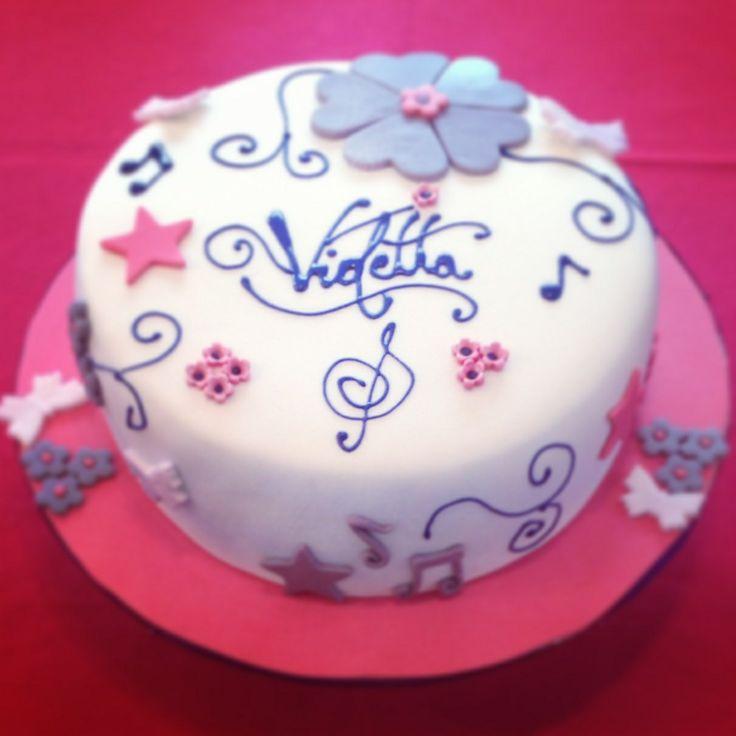 Cake Design Violetta : Violetta cake Cakes Pinterest Cakes