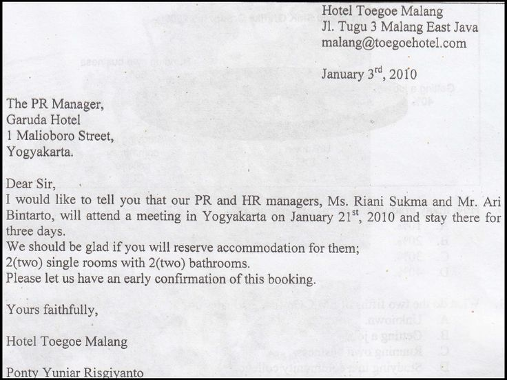 Best 25+ Example of business letter ideas on Pinterest Example - 2 types of resumes