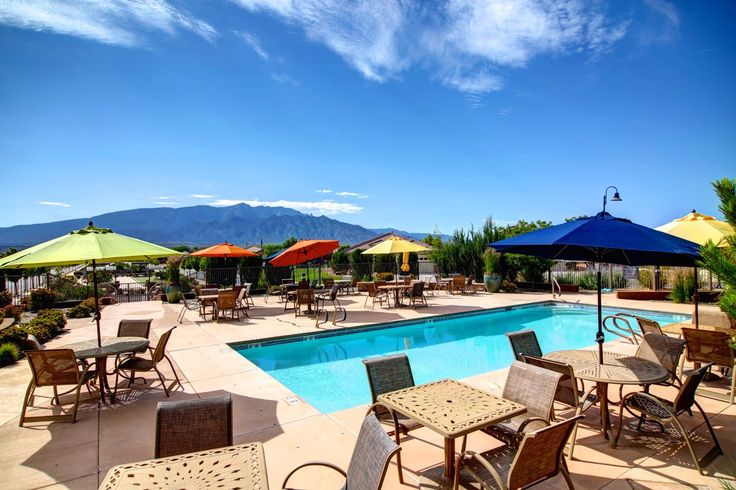 Alegria By Del Webb Albuquerque Nm Sparkling Swimming Pools Pinterest News Mexico And