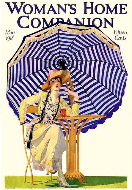 Coles Phillips, May 1918