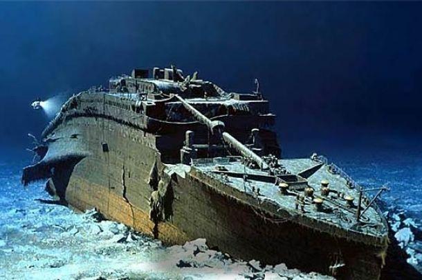 Titanic Forrás/source: astrosurf.com