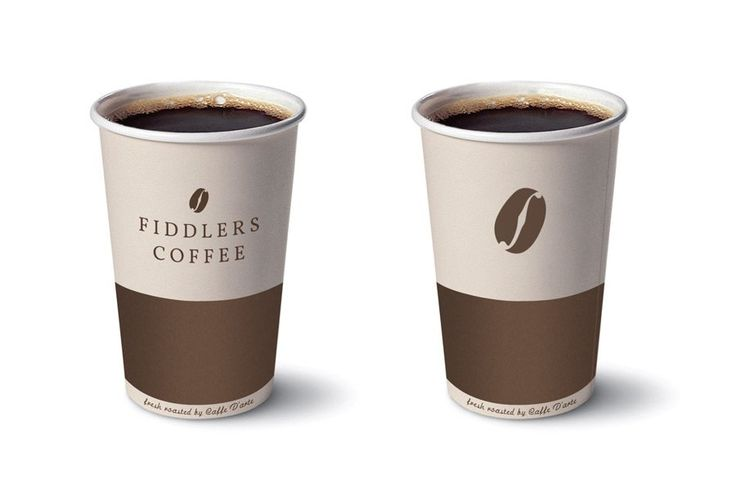 Do you know the best friend of #TechSavvy & #CreativeSavvy? A cup of Hot ☕️. But but.. We provide a Bread & Butter too. #logo #logodesigner