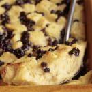Try the Currant Bread Pudding Recipe on williams-sonoma.com/