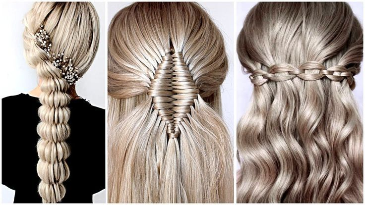 How To Diy Chic Braided Chignon Hairstyle Hair Styles Braids For Long Hair Hairstyle