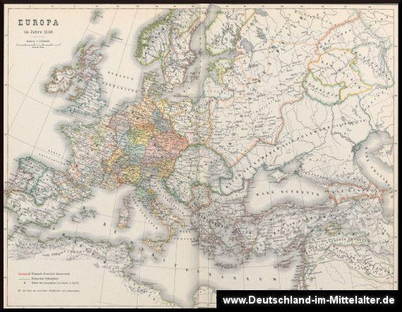 Europa Mittelalter