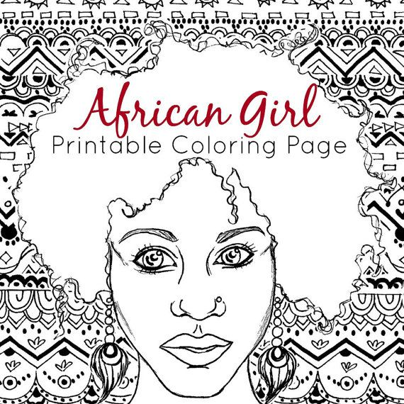 african patterns coloring pages - photo#28