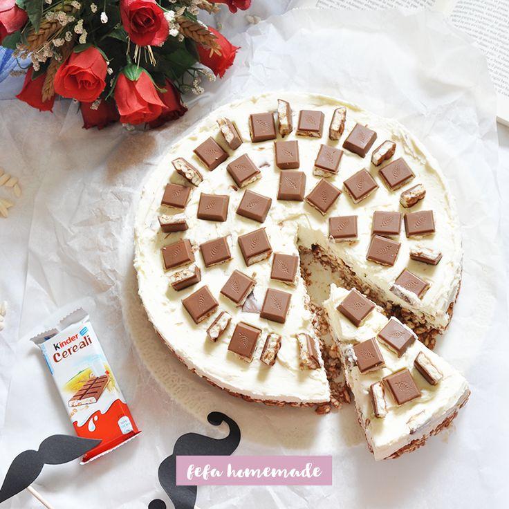 Vuoi stupire i tuoi ospiti con una torta semplice e golosa? Prova a realizzare la torta kinder cereali seguendo la mia ricetta. Conquisterà tutti! :)