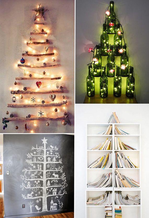 Inspirações de decoração para o Natal