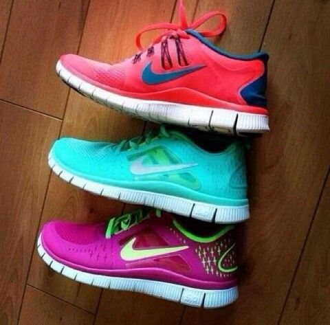 I just want all of Nikes running shoes.