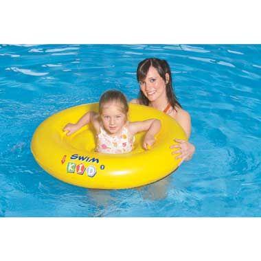 Baby Float  Dit Baby Float stoelje is speciaal ontwikkeld om jonge kinderen vroeg en veilig te leren zwemmen. Geschikt voor baby's en peuters vanaf 3 maanden tot en met een gewicht tot 11 kilo.  EUR 9.99  Meer informatie
