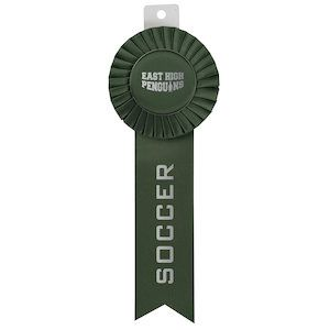 Market your promotional message on this custom award!