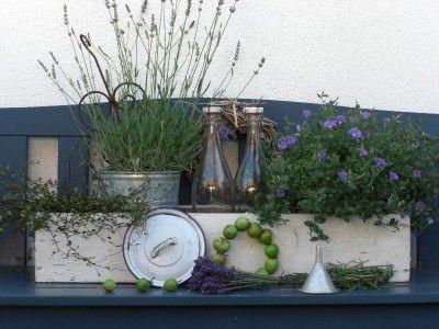Beautiful Sp tsommer Deko Wohnen und Garten Foto u