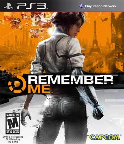 Remember Me - PS3 Game