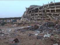 'Russian planes' destroy Syria's Cave Hospital