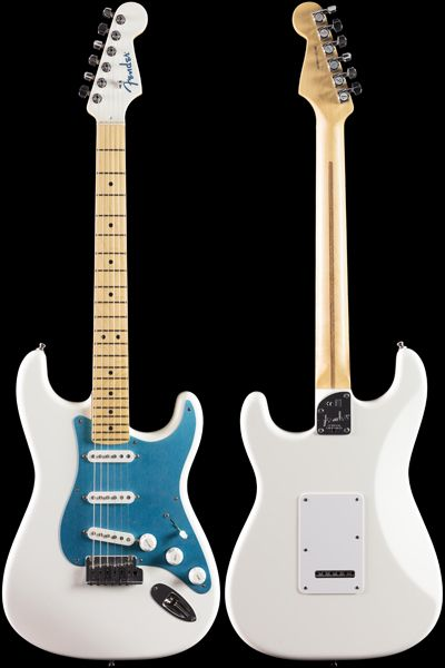 Fender Dealer Event American Deluxe Stratocaster® Snow White